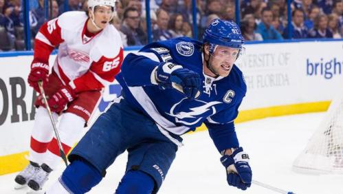 Detroit Red Wings v Tampa Bay Lightning - Game One